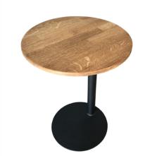 Кофейный стол круглый фото 1